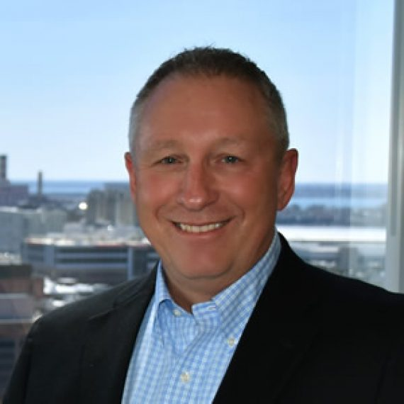 Gary Irwin, President and COO