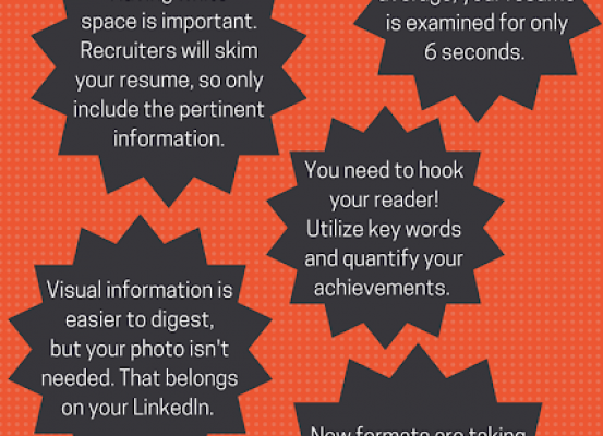 Did you know: 5 tips when updating your resume