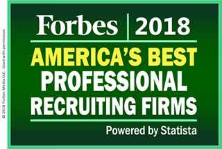 Forbes - America's Best Professional Recruiting Firms